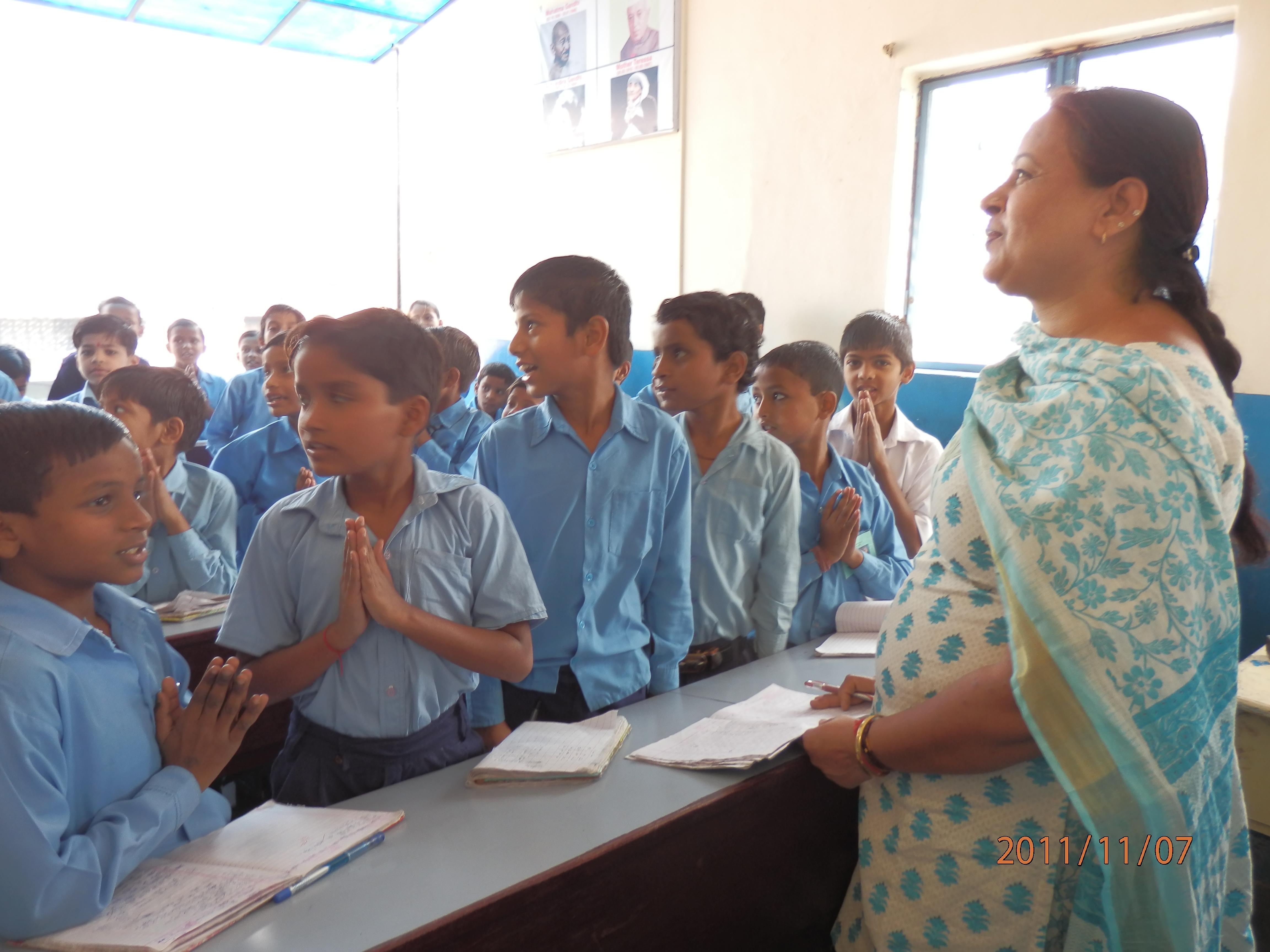 LKS project in Nand Nagri, Delhi